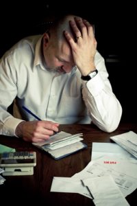 Busy workers need to find ways to reduce stress levels.