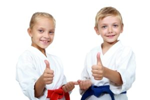 Children can benefit from martial arts training in a number of ways.