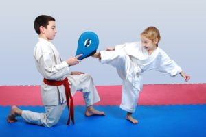 Children make up a large majority of martial arts training participants, and school owners must sell the benefits of classes to parents.