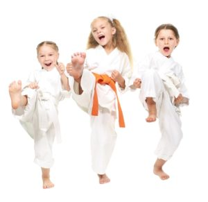 Kids can relax after school with martial arts classes.