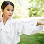 Martial arts can improve positive thinking.