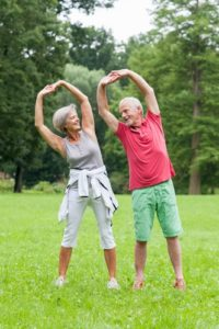 More exercise leads to better brain function for older adults.