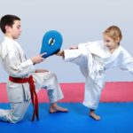 Nick Keene gave up his career as an engineer to teach martial arts to kids.