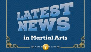 Stay updated on the latest martial arts news brought to you by Kicksite.