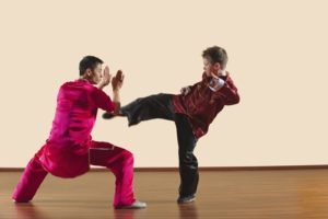 Martial arts can be beneficial for teens.