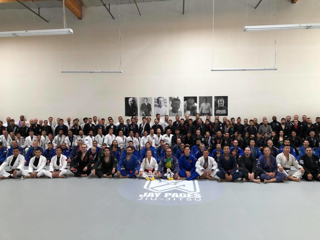 Jay Pages Jiu Jitsu Academy Review